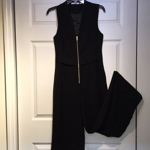 Finders Keepers Sleeveless Zippered Pantsuit!